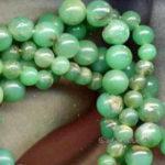 Chrysokoll-Perlen